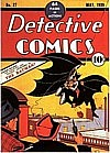 First Appearance of Batman