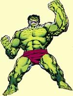 Mean Green Hulk