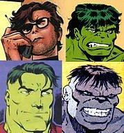 Hulk Personalities