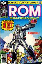 Rom, Space Knight
